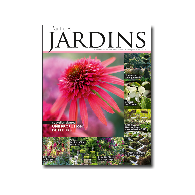 n°13 - May-June-July 2012 - L\'Art des Jardins et du Paysage | Le ...