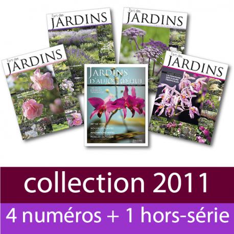 Collection 'Année 2011'