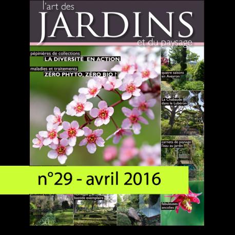 n°29 - Avril 2016