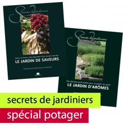 Le Jardin de Saveurs + Le Jardin d'Aromes