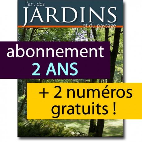 Abonnement spécial 2 ans France