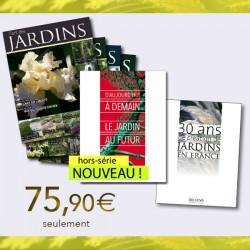 Abonnement 1 an France + 2 hors-séries