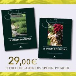 Secrets de Jardiniers spécial SAVEURS
