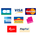 visa paypal etc
