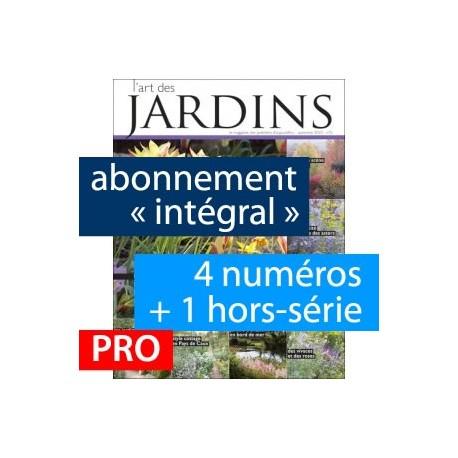 Abonnement Intégral Pro