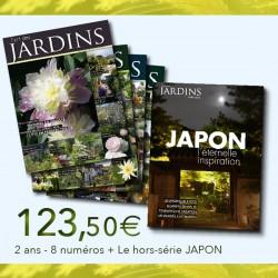 Abonnement Cadeau 2 ans France