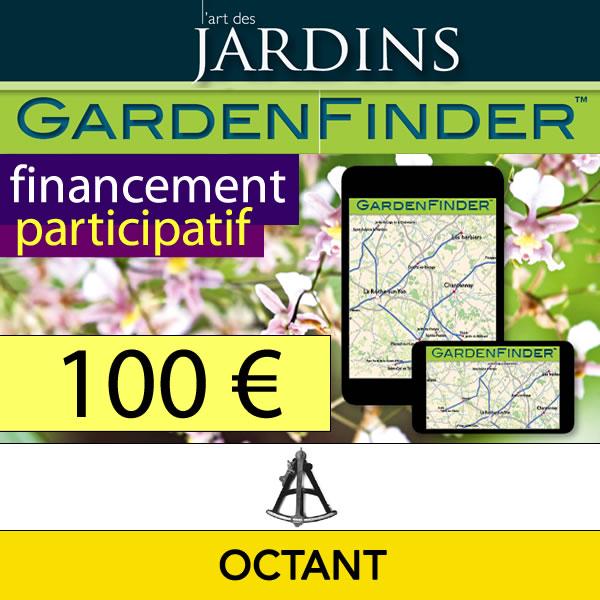 L'Art des Jardins - GardenFinder - Offre Octant
