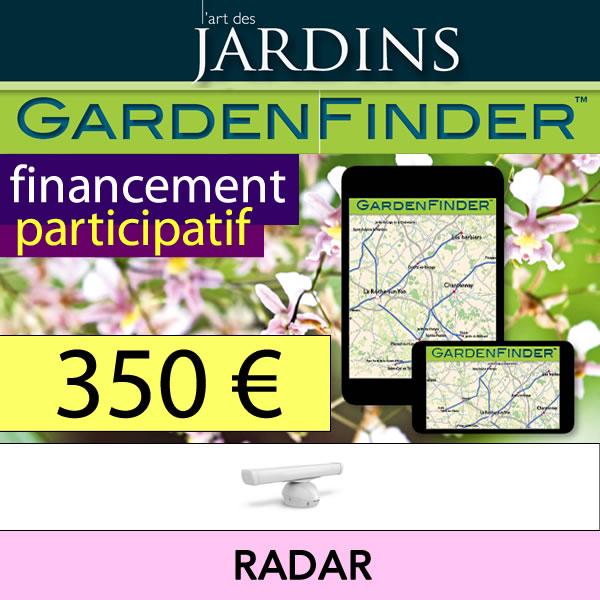 L'Art des Jardins - GardenFinder - Offre Radar