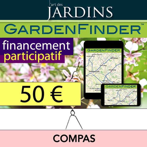 L'Art des Jardins - GardenFinder - Offre Compas