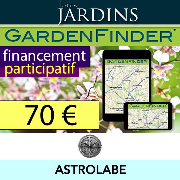 L'Art des Jardins - GardenFinder - Offre Astrolabe
