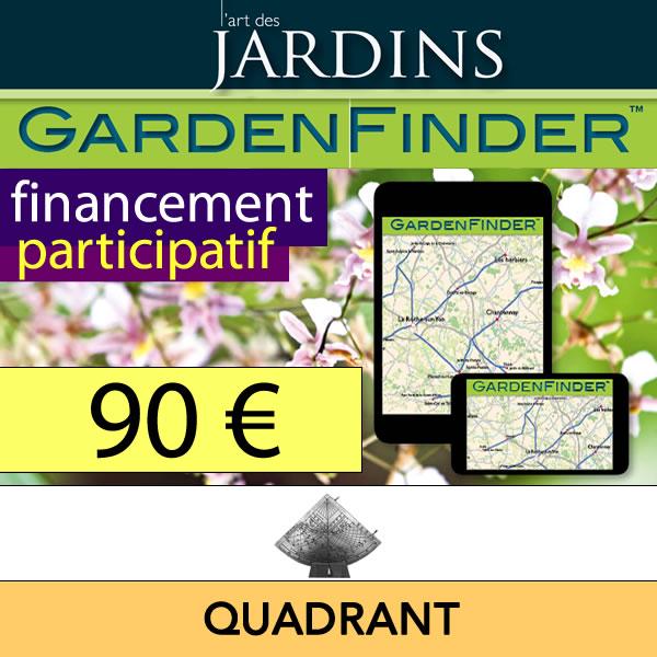 L'Art des Jardins - GardenFinder - Offre Quadrant